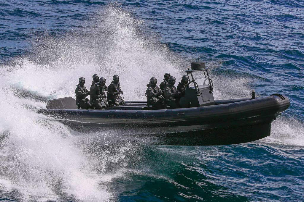Sillinger propose ses bateaux très performants pour les armés, douanes, polices, pompier.