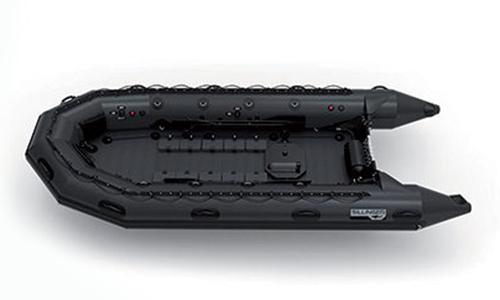 Sillinger présente sa gamme SRD, des bateaux pneumatiques à déploiement rapide.