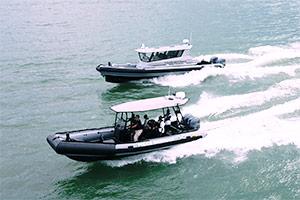 Sillinger propose une gamme de bateaux semi-rigides innovante et performante.