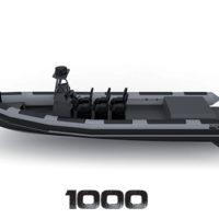 Bateaux pliables à déploiement rapide principalement destinés aux unités commando des forces spéciales.