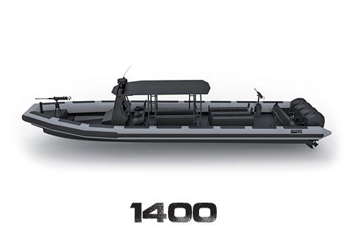 La gamme RAFALE est idéale pour le transport de troupes ou de matériels lourds et encombrants.