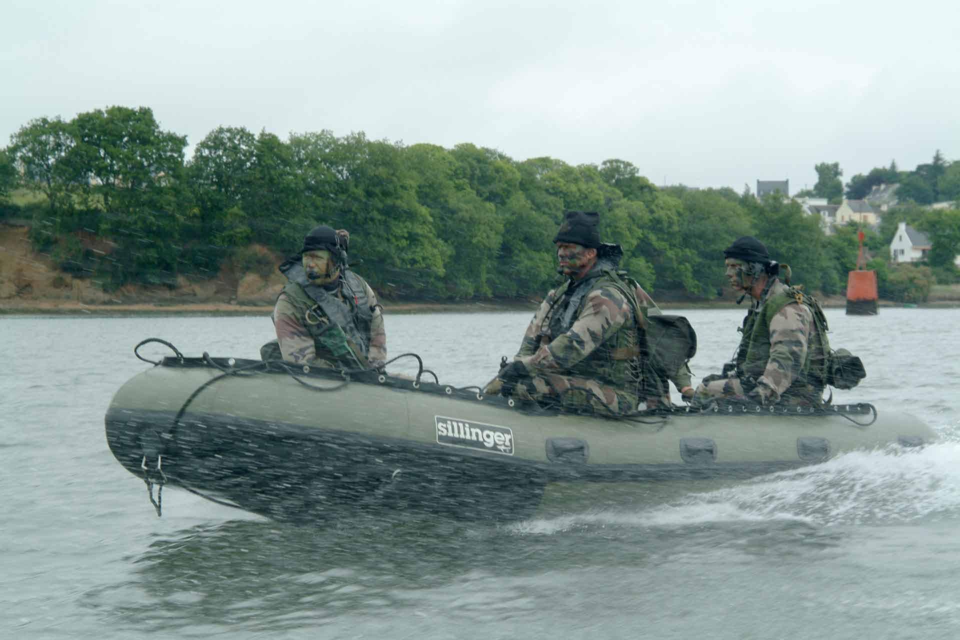 La gamme de bateaux pliables de Sillinger propose une résistance aux conditions extrêmes.