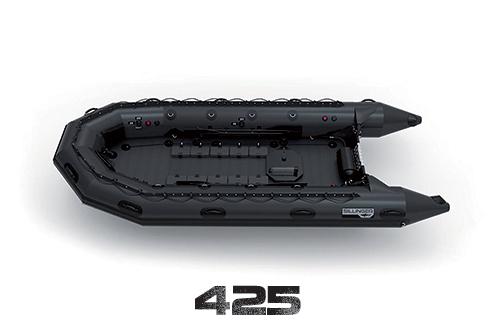 Des bateaux aux capacités opérationnelles multiples au combat.