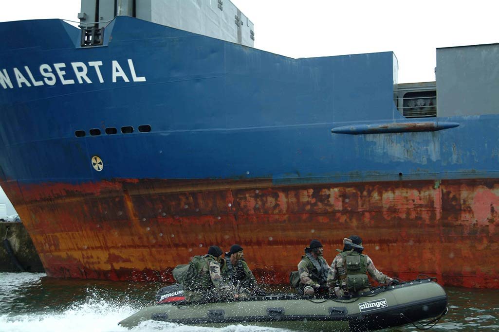 Des embarcations pour répondre aux besoins spécifiques des organisations de recherche et de sauvetage en mer.
