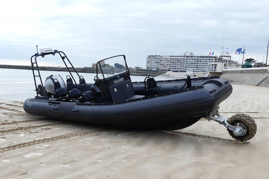 Sillinger, constructeur de bateaux en France fait parti du groupe MARK.