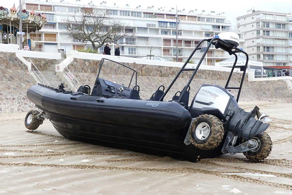 Sillinger, des bateaux pneumatiques puissants et performants.